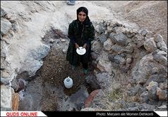 زنان روستایی در دره نمک