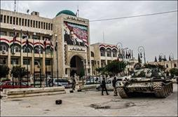 انهدام عقبه لجستیک «جیش الفتح» در ادلب