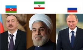 ایران روسیه آذربایجان