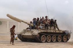 پیشروی انصارالله در عمق خاک عربستان