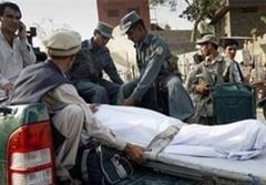 درگیری مرگبار  ارتش و پلیس افغانستان