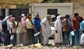 کارگران خارجی در عربستان