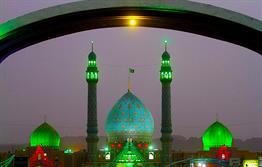 حضور کاروان بانوان ترکیهای در مسجد مقدس جمکران