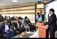 وزیر بهداشت در استان کرمان