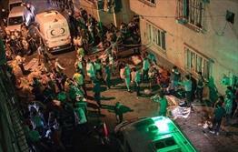 حمله تروریستی ترکیه