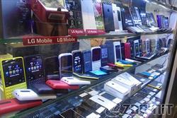 بازار گوشی موبایل