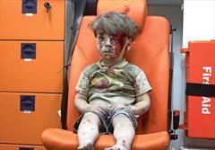 بمباران حلب