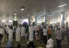 نماز جمعه بحرین