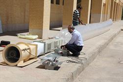 محصول فناورانه سنجش فرسایش بادی