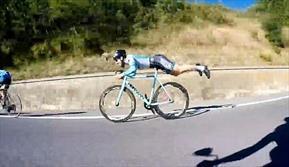 سبقت گرفتن با دوچرخه