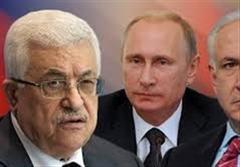 نتانیاهو ابومازن پوتین