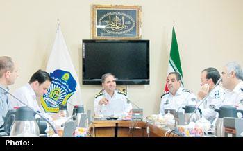پليس راهور مشهد