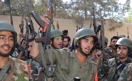 ارتش سوريه