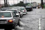 احتمال آبگرفتگی معابر و سیلابی شدن رودخانه ها در البرز وجود دارد