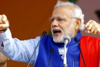 فیلم / واکنش جالب نخستوزیر هند به صدای اذان