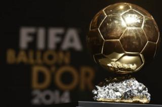 توپ طلای فوتبال جهان