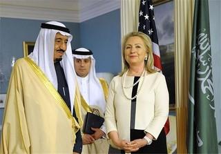 فیلم / دلارهایی برای بزک عربستان