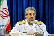 اجازه نمیدهیم هیچ کسی به آبهای ایران نزدیک شود/ تا جان در بدن داریم از کشور حفاظت میکنیم
