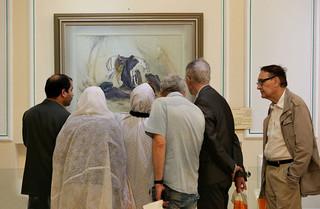 موزه هاي آستان قدس رضوي نمادي از هنر و تمدن اسلامي است.jpg