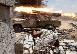 آزادی سرت لیبی