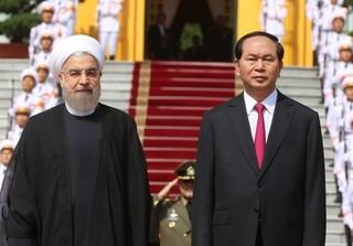 رئیس جمهور ویتنام روحانی