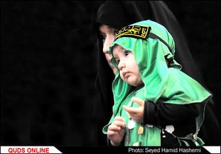 بزرگترین محفل شیرخوارگان حسینی در جهان اسلام