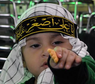 محفل شیرخوارگان حسینی درکرمان