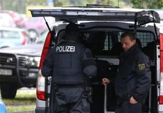 پلیس آلمان
