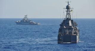 کشتیهای نیروی دریایی روسیه