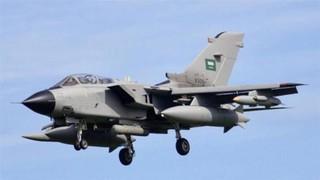 جنگندههای سعودی