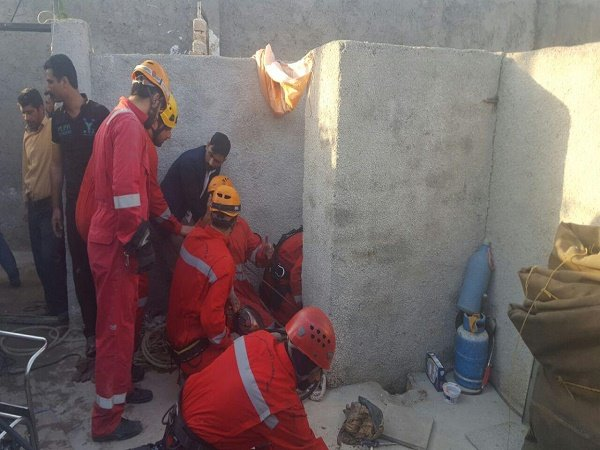 آتشنشانی مشهد