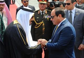 السیسی ملک سلمان