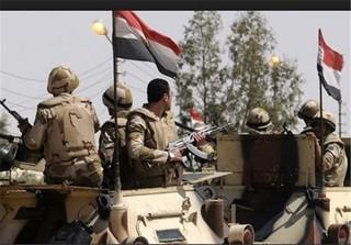 ارتش مصر