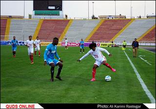 بازی فوتبال پدیده با پیکان  تهران از هفته نهم لیگ برتر