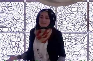 سخنرانی جذاب راجع به حجاب