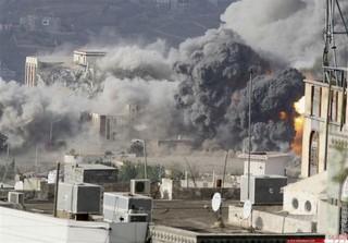 حملات عربستان