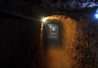 بزرگترین تونل داعش