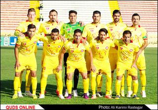 بازی فوتبال سیاه جامگان با نفت تهران از هفته دهم لیگ برتر