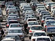 پلیس راهور ترافیک ساز شد/گره کور ترافیک «شریف آباد» باز نشد