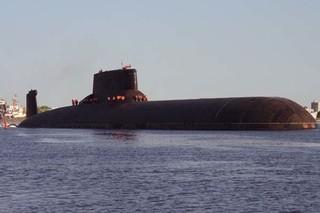 زیردریایی اتمی