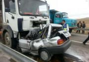 حوادث رانندگی در محورهای سمنان ۲۱ مجروح و یک کشته داشت