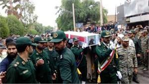 تشیع شهید مدافع حرم