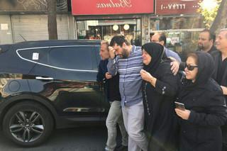فرزند و همسر منصور پورحیدری