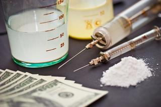 حکم اعدام برای مواد مخدر