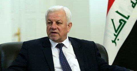 راجح صابر عبود الموسوی - سفیر عراق