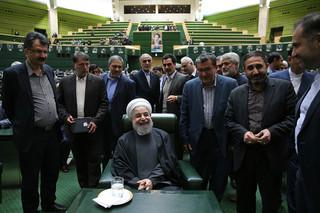 روحانی مجلس