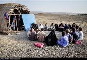 مدارس کپری در سیستان و بلوچستان باقی می مانند