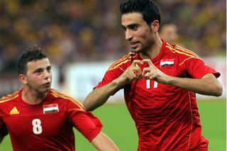 تیم ملی فوتبال سوریه