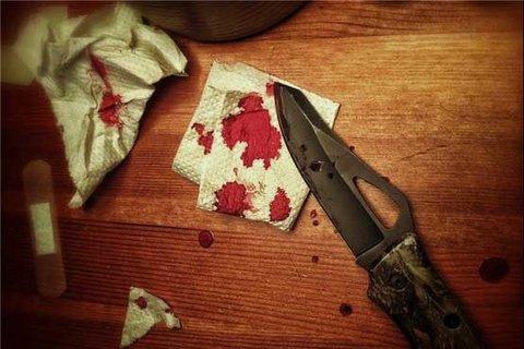 ضربه چاقو