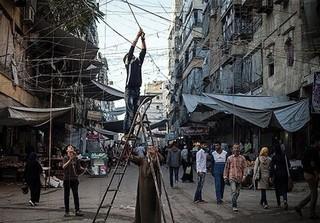 آتش بس حلب